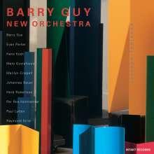 Barry Guy (geb. 1947): Inscape-Tableaux, CD