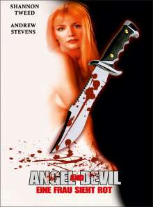 Angel and Devil - Eine Frau sieht rot (Blu-ray & DVD im Mediabook), Blu-ray Disc