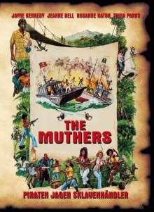 The Muthers (Blu-ray & DVD im Mediabook), Blu-ray Disc