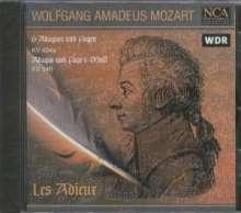 Wolfgang Amadeus Mozart (1756-1791): Adagios & Fugen f.Streichtrio KV 404a, CD