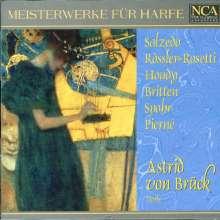 Astrid von Brück - Meisterwerke für Harfe, CD
