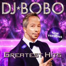 DJ Bobo: Greatest Hits (New Versions) (Limited Edition), 4 LPs