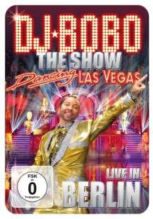 DJ Bobo: Dancing Las Vegas: The Show Live In Berlin, 1 DVD und 1 CD