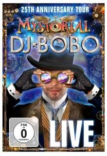 DJ Bobo: Mystorial: Live, DVD