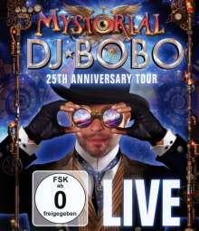 DJ Bobo: Mystorial: Live, Blu-ray Disc