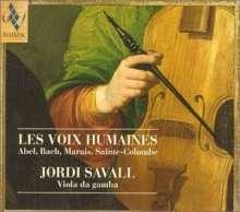 Jordi Savall - Les Voix Humaines, CD