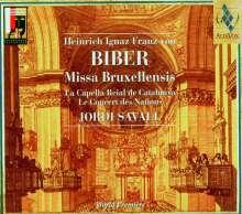 Heinrich Ignaz Biber (1644-1704): Missa Bruxellensis, CD