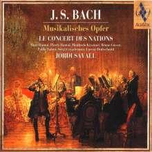 Johann Sebastian Bach (1685-1750): Ein Musikalisches Opfer BWV 1079, CD