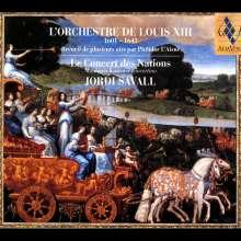 L'Orchestre de Louis XIII, CD