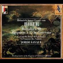Heinrich Ignaz Biber (1644-1704): Requiem, CD