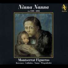 Montserrat Figueras - Ninna Nanna, CD