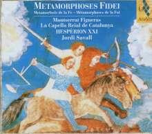 Metamorphoses Fidei, CD