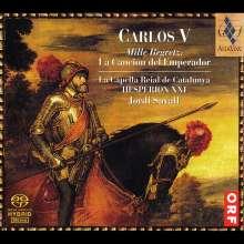 Carlos V - La Cancion del Emperador, Super Audio CD
