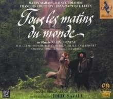 Tous les Matins du Monde (Filmmusik), SACD