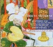 Orient - Occident I: 1200-1700, Super Audio CD
