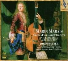 Marin Marais (1656-1728): Pieces de Viole Buch 4 (1717), 2 Super Audio CDs