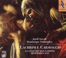 Jordi Savall - Lachrimae Caravaggio, SACD
