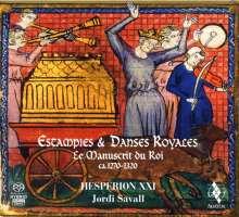 Estampies & Danses Royales, Super Audio CD