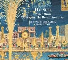 Georg Friedrich Händel (1685-1759): Wassermusik, SACD