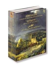 Hesperion XXI - Jerusalem - La Ville des deux Paix, 2 Super Audio CDs