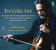 Jordi Savall - The Celtic Viol, Super Audio CD