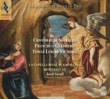 Maestros del Sieglo de Oro, 3 Super Audio CDs