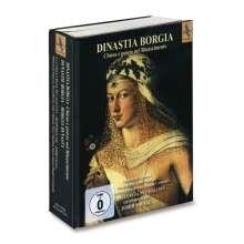 Dinastia Borgia (inkl.DVD), 3 Super Audio CDs