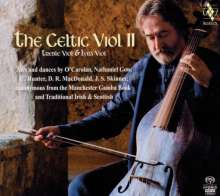 Jordi Savall - The Celtic Viol Vol.2, Super Audio CD