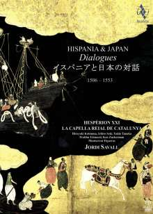 Dialogues Hispania & Japan 1506-1553, SACD