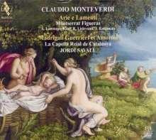 Claudio Monteverdi (1567-1643): Madrigali Libro 8 (Ausz.), 2 Super Audio CDs