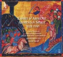 Hesperion XXI - Armenian Spirit, Super Audio CD