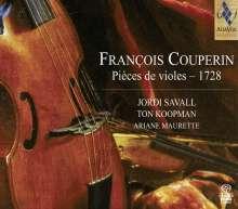 Francois Couperin (1668-1733): Pieces de Viole 1728, SACD