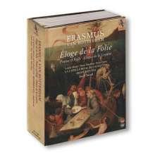 Erasmus van Rotterdam - Eloge de la Folie, 6 Super Audio CDs