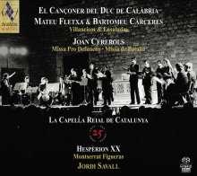 La Capella Reial de Catalunya - 25 Years, 4 SACDs