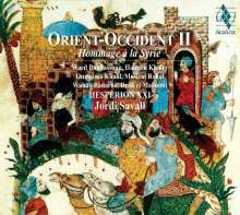 Orient - Occident II: A Tribute to Syria, Super Audio CD
