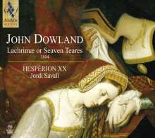 John Dowland (1562-1626): Lachrimae or Seven Tears (1604), SACD
