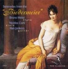 Joseph Kreutzer (1790-1840): Trio für Flöte,Viola & Gitarre op.16, CD