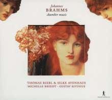 Johannes Brahms (1833-1897): Klarinettentrio op. 114 (arrangiert für Klaviertrio), CD