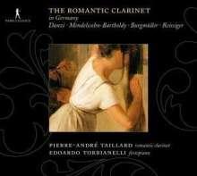 Pierre-Andre Taillard - The Romantic Clarinet, CD