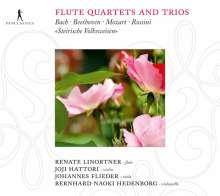 Flötenquartette & Flötentrios, CD