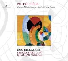 Duo Brillaner - Petite Piece, CD
