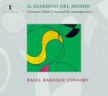 Il Giardino Del Mondo - Giovanni Paolo Cima & Zeitgenossen, CD