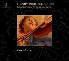 Henry Purcell (1659-1695): Kammermusik, CD