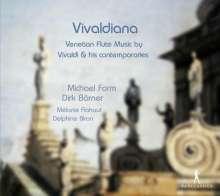Vivaldiana - Venetian Flute Music, CD