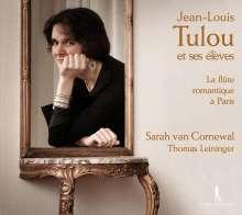 Sarah van Cornewal - Jean-Louis Tulou et ses eleves, CD
