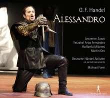 Georg Friedrich Händel (1685-1759): Alessandro HWV 21, 3 CDs