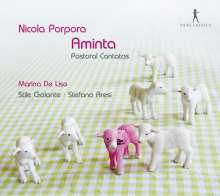 "Nicola Antonio Porpora (1686-1768): Pastoral-Kantaten - ""Aminta"", CD"