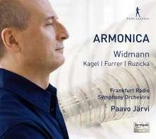 Radio-Sinfonieorchester Frankfurt - Armonica, CD