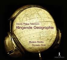 Georg Philipp Telemann (1681-1767): Klingende Geographie, CD