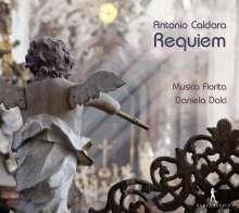 Antonio Caldara (1671-1736): Requiem, CD